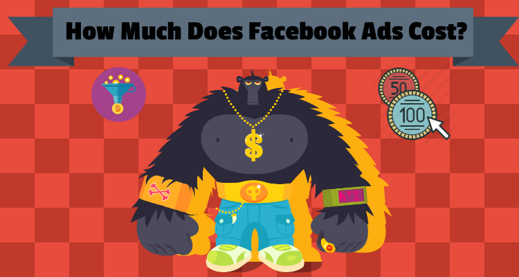 How much is facebook advertising